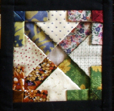 3D Folded Blocks - Home : folded quilt blocks - Adamdwight.com